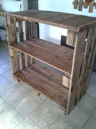 How to build a shelf unit Woodworking Pallet shelves Unit Pallet Console Table 101 Pallet Ideas Pinterest Pallet shelves Unit Pallet Console Table 101 Pallet Ideas