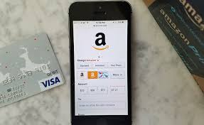 an amazon gift card with small amount