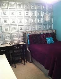 faux tiles for walls tin wall bedroom home design ideas trends with regard to prepare 5 on vintage ceiling tile wall art with tin wall tiles diazbynature