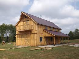 Barn Designs With Loft High Pitched Gable Barns Are One Of The Oldest Barn Designs