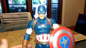 capn america age of ultron 8 bootleg figure review