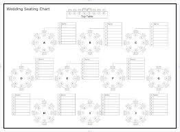 Seating Chart Generator Wedding Sada Margarethaydon Com