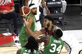 U.S. basketball team loses to Nigeria ...