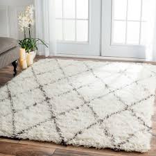 nuloom handmade moroccan trellis new zealand wool rug plush area rugs 8x10