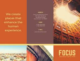 Brochure Samples Customize 204 Company Brochure Templates Online Canva
