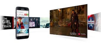 samsung tv mu7000. maka anda juga dapat browsing content dan mengatur televisi melalui smartphone atau perangkat mobile samsung tersebut. melakukan tv mu7000