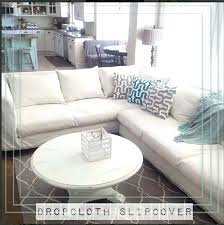 no sew couch cover no sew drop cloth couch cover sewing patterns couch slipcovers