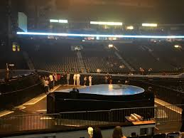 Bridgestone Arena Section 114 Concert Seating