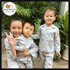 Pijama & đồ... - Shop nhà Su - Pijama và đồ mặc nhà cho bé
