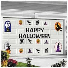 Halloween Garage Door Magnets Case