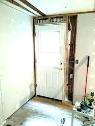 new door frame how to replace exterior door frame how to replace door frame replacing exterior door frame replace