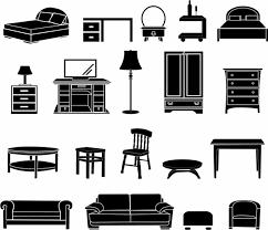 black n white furniture. Home Furniture Black And White Icon N Furniture E