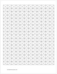 Grid Templates Isometric Template Illustrator Kennyyoung