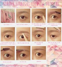 how to trim bushy eyebrows. this is how i trim my brows. it\u0027s actually pretty easy! :d forming to bushy eyebrows s