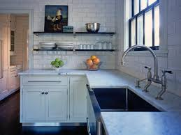 Kitchen No Wall Cabinets Kitchen With No Upper Cabinets Pengarus