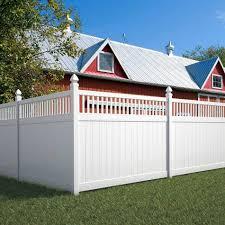 vinyl picket fence front yard. Front Yard Vinyl Fence Picket O