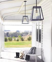 lighting design ideas captivating design functions a cage that encases clean blown glass and the bulb within gives the fixture a outdoor farmhouse
