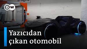 Almanlar üç boyutlu yazıcı ile ilk otomobili üretti - DW Türkçe - YouTube