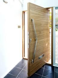 Collection Wooden Pivot Doors Pictures Losro Com