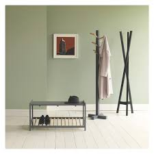 Coat Rack Uk REMMI Grey Solid Timber Coat Stand Buy Now At Habitat UK 43