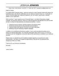 Business Analyst Cover Letter Examples Business Sample Cover