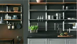 modern kitchen wall shelf large size of kitchen storage cabinet organizers wood and metal wall shelves