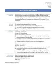 Resume For Cook Beautiful Resume For Cook Unique Cook Resume New