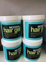 modish hair gel