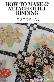 Quilt Binding Tutorial | A Quilting Life - a quilt blog ... & Quilt Binding Tutorial | A Quilting Life - a quilt blog Adamdwight.com