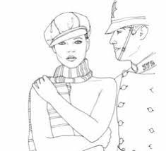 Small Picture Fashion Sketch 1 by Harrison88 on deviantART Fashion