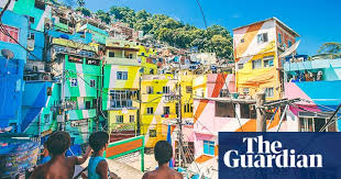 Favelas of Rio de Janeiro – in pictures   Travel   The Guardian