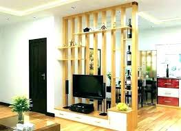 living room divider gorgeous room dividers designs