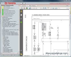 toyota tazz wiring diagram manual toyota image toyota avensis electrical wiring diagram wiring diagram and hernes on toyota tazz wiring diagram manual