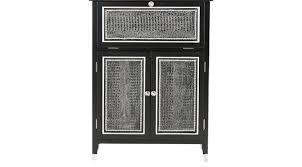 black wine cabinet. Eric Church Highway To Home Silverton Sound Graphite (black) Wine (burgundy) Cabinet - Contemporary Black Y