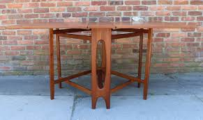 Drop Leaf Dining Table Norwegian Drop Leaf Dining Table At 1stdibs