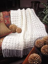 Easy Crochet Afghan Patterns Awesome Crochet Afghans Throws MileaMinute Patterns Easy Aran Afghan