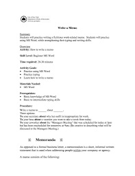 Style Of Official Letter Filename Business Template With