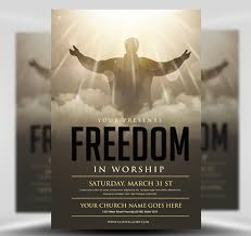 Meet And Greet Flyers Templates Freedom Church Meet Flyer Template Flyerheroes