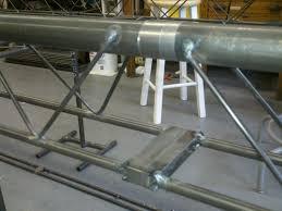 Fabricators Virginia Tech School Of Engineering Steel Bridge