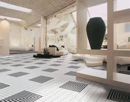 Eclectic Tile Designs Unique Living Room Floor Tiles Design