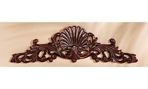 Rococo Decorative Wall Tile Design Toscano Rococo Architectural Pediment Wall Décor Reviews 26