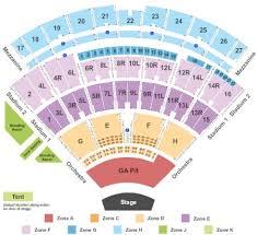 Veracious Jones Beach Arena Seating Chart Jones Beach