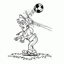 Leuk Voor Kids Sport Voetbal Kleurplaten Regarding Duitsland