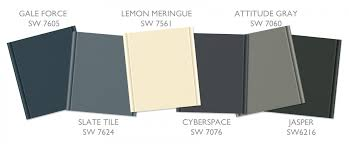 trendy paint colorsTrendy Cabinet Paint Colors in 2017  Choosing a Paint Color for