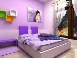 purple wall painting ideas