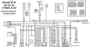 2001 honda shadow wiring schematic 2001 diy wiring diagrams tjbc honda shadow vt600cd chopped wiring diagram
