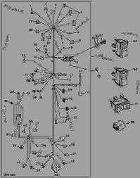 wiring harness for john deere 2020 wiring discover your wiring wiring harness main 2030 european progator john deere 2030