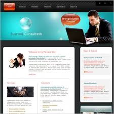 business services template business consultants template free website templates in css