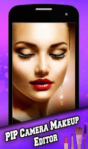 pip camera makeup editor poster
