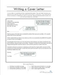 Cover Letters With Resume Cover Letter Or Resumes Cover Letter